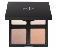 E.L.F. - Illuminating Palette - Powdery highlighter palette - 83329