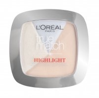 L'Oréal - True Match HIGHLIGHT - 2 in 1 Powder Glow Illuminator - 302 ICY GLOW - Highlighter