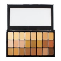FREEDOM - HD PRO CONCEAL KIT - MEDIUM DARK - Palette of 24 concealers