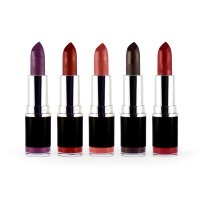 FREEDOM - PRO LIPSTICK KIT - MATTES COLLECTION - NOIR - 5 lip glosses
