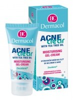 Dermacol Acne Clear - Moisturizing Gel-Cream