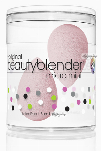 Beautyblender - MICRO.MINI BUBBLE - Set of two mini Make-up Sponges - LIMITED EDITION