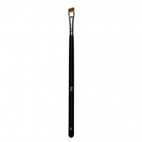 Ibra - Professional Brushes - Diagonal eyebrow and eyeliner brush - 02