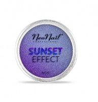 NeoNail - Sunset Effect - Metallic nail pollen