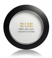 MILANI - PREP + SET + GO - Transparent Face Powder