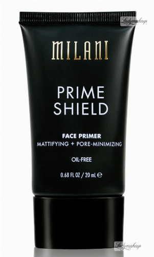 MILANI - PRIME SHIELD - FACE PRIMER - Mattifying + Pore-Minimizing