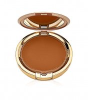 MILANI - Smooth Finish - CREAM-TO-POWDER MAKEUP - 02 SPICED ALMOND - 02 SPICED ALMOND
