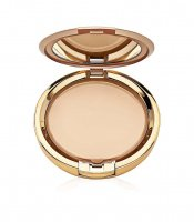 MILANI - Smooth Finish - CREAM-TO-POWDER MAKEUP - 09 BUFF CHAMOIS - 09 BUFF CHAMOIS