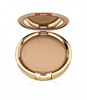 MILANI - Smooth Finish - CREAM-TO-POWDER MAKEUP - 14 WARM BEIGE - 14 WARM BEIGE