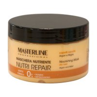 MASTERLINE - NOURISHING MASK - NUTRI REPAIR - Dry hair