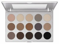 KRYOLAN - EYE SHADOW COMPACT - Palette of 15 eyeshadows - ART. 5315