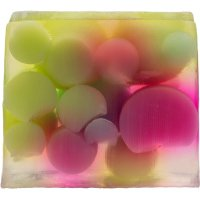Bomb Cosmetics - Handmade Soap with Essentials Oils - Glycerin Soap - Bubble up