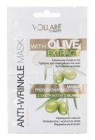 VOLLARÉ - ANTI-WRINKLE MASK - OLIVE EXTRACT - FACE & NECK