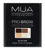 MUA - PRO-BROW Ultimate Eyebrow Kit
