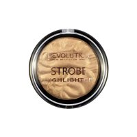 MAKEUP REVOLUTION - STROBE HIGHLIGHTER - GOLD ADDICT - GOLD ADDICT