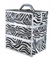 MAKE-UP BOX NS06 + A ZEBRA (PU)