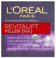 L'Oréal - REVITALIFT FILLER [HA] - Anti-age day cream with hyaluronic acid