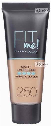 MAYBELLINE - FIT ME! Liquid Foundation For Normal To Oily Skin