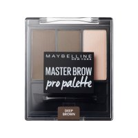 MAYBELLINE - MASTER BROW - Pro Palette - DEEP BROWN