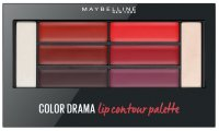 MAYBELLINE - COLOR DRAMA - Lip Contour Palette