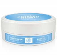 BodyBoom - Face and Body Mask - BLUE CLAY - Dry and Sensitive Skin