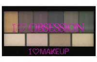 I ♡ Makeup - I ♡ OBSESSION PALETTE - WEST END GIRLS