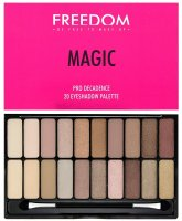 FREEDOM - PRO DECADENCE MAGIC EYESHADOW PALETTE - 20 eyeshadows