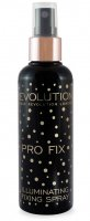 MAKEUP REVOLUTION - PRO FIX - Illuminating Fixing Spray