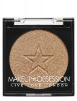 MAKEUP OBSESSION - HIGHLIGHTER - H106 - GOLD - H106 - GOLD