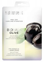 BIODERMIC - PEEL-OFF CARE AND HYDRATION - BIOMASK OLIVE