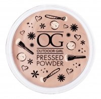W7 - Outdoor Girl Pressed Powder
