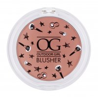W7 - Outdoor Girl Blusher