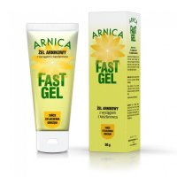 Equalan Pharma Europe - ARNICA FAST GEL - 50 g
