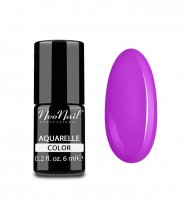 NeoNail - Aquarelle Color - Hybrid Varnish - 6 ml - 5505-1 - Lavender Aquarelle - 5505-1 - Lavender Aquarelle