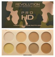MAKEUP REVOLUTION - PRO HD - CAMOUFLAGE CONCEAL PALETTE