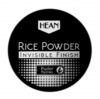 HEAN - RICE POWDER - INVISIBLE FINISH - Rice Powder - Translucent