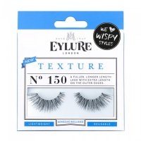 EYLURE - TEXTURE - NO. 150 - Eyelashes + Glue - Filling effect