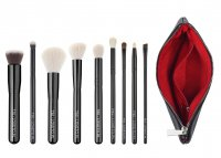 LOVETO.PL - Set of 9 makeup brushes + cosmetic bag