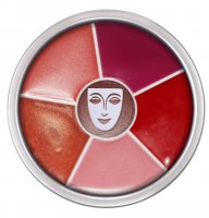 KRYOLAN - LIP ROUGE WHEEL - 6 lipsticks - ART. 1216