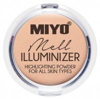 MIYO - ILLUMINIXE - Highlighting Powder For All Skin Types