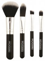 FREEDOM - MINI KIT BRUSH SET - 4 make-up brushes