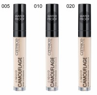 Catrice - LIQUID CAMOUFLAGE HIGH COVERAGE CONCEALER