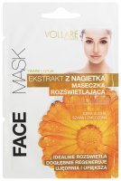 VOLLARÉ - BRIGHTENING MASK - MARIGOLD EXTRACT - FACE & NECK