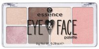 Essence - EYE & FACE PALETTE - Make-Up Palette - 01