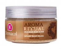 Dermacol - AROMA RITUAL - DELICIOUS BODY SCRUB - IRISH COFFEE