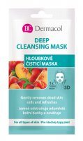Dermacol - DEEP CLEANSING FACE TISSUE MASK - Purifying and refreshing sheet mask