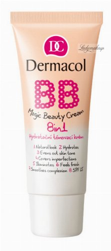 Dermacol - BB Magic Beauty Cream 8in1