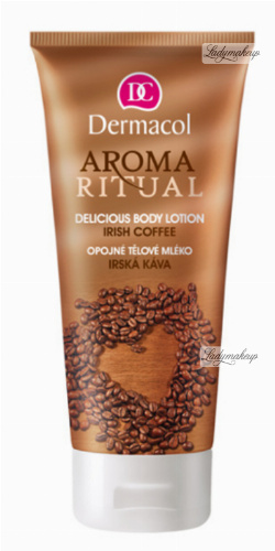 Dermacol - AROMA RITUAL - DELICIOUS BODY LOTION - IRISH COFFEE