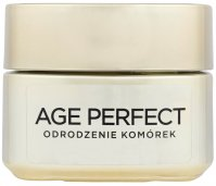 L'Oréal - AGE PERFECT - Cell Regeneration - Rebuilding and stimulating cell regeneration cream for day 50+