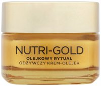 L'Oréal - NUTRI-GOLD - Oil Ritual - Nourishing cream-oil - Dry skin